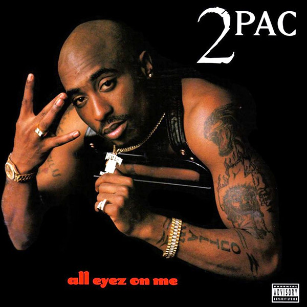 Tupac Shakur, All Eyez on Me